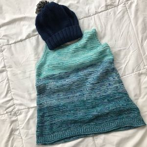 Mossimo sweater knit tank top